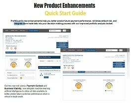 New Product Enhancements